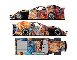 #23 untuk Wrap a car to look like rust oleh hire4design