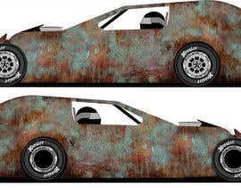#22 para Wrap a car to look like rust por hridoyalim
