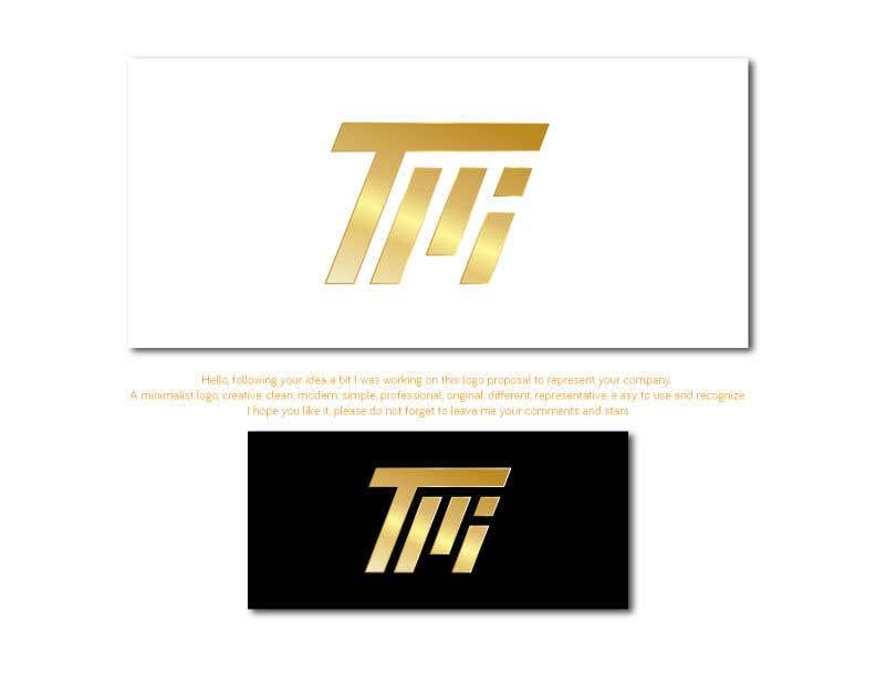 Kilpailutyö #7 kilpailussa A 3-letter 3D logo