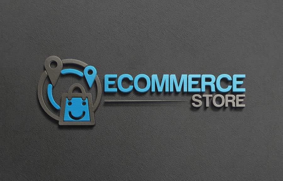 Penyertaan Peraduan #29 untuk Build me a logo for my ecommerce