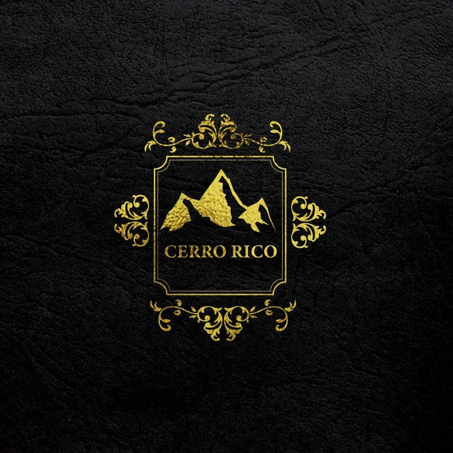 Kilpailutyö #8 kilpailussa logo for my jewelry brand