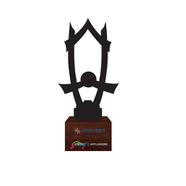 Penyertaan Peraduan #10 untuk Design a trophy for a corporate awards event - Urgent