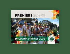 nº 13 pour Graphic Art - Cricket Club Flyer par rahulsakat99