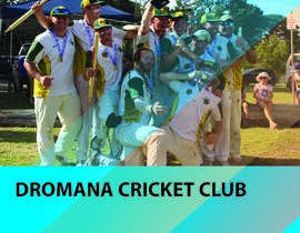 nº 10 pour Graphic Art - Cricket Club Flyer par EmonKhan36