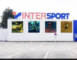 #19 cho Nouveaux visuels sur la façade d'un magasin bởi arazyak