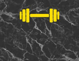 #16 para all logos in gold on black marble background por modeleSKETCH