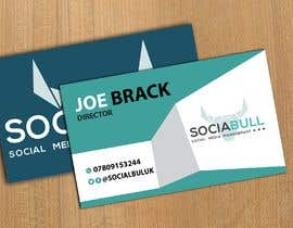 #45 for business cards designed by Kanchonmiazi