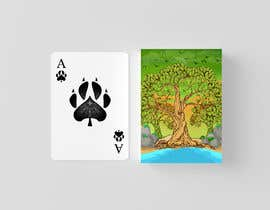 nº 2 pour Illustrate Tree for Card Back in a Game par tanbir220
