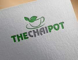 Nro 123 kilpailuun Chai Pot Logo käyttäjältä brandecreator