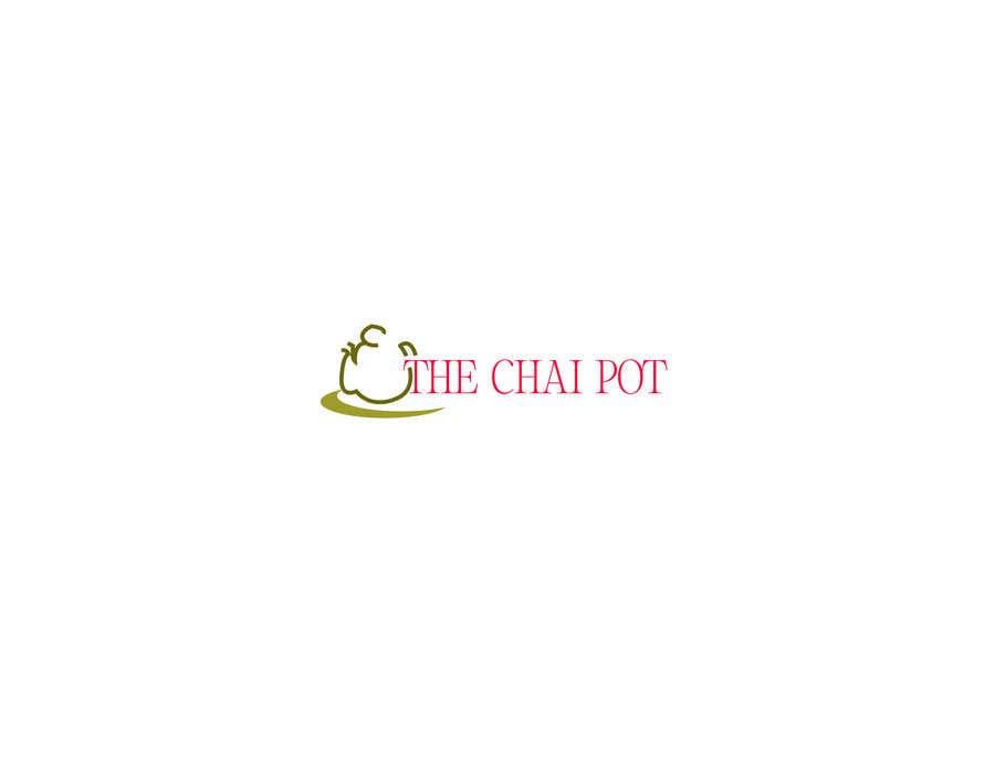 Kilpailutyö #17 kilpailussa Chai Pot Logo