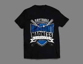 #33 cho T-Shirt Design for Softball Tournament bởi RibonEliass