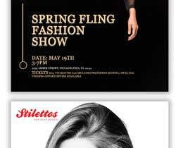 #96 untuk Fashion Show Flyer oleh hossiniqbal54
