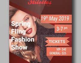 #98 untuk Fashion Show Flyer oleh DewanKohinur