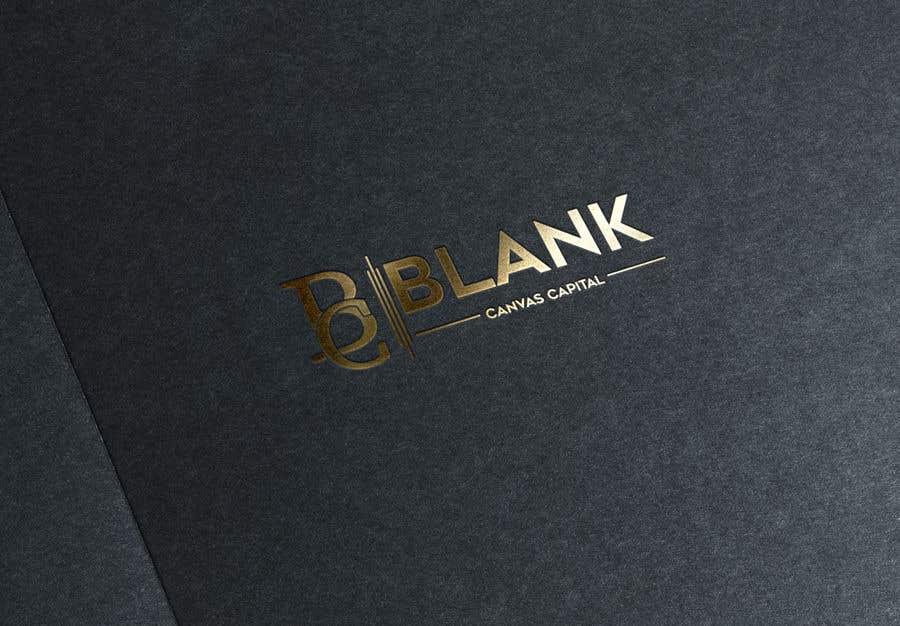 Inscrição nº 852 do Concurso para Blank Canvas Capital