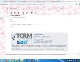 #15 untuk Interactive email signature oleh kowsur777