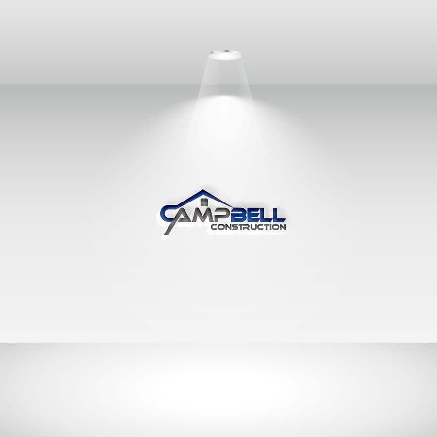 Penyertaan Peraduan #7 untuk Logo for Construction Business
