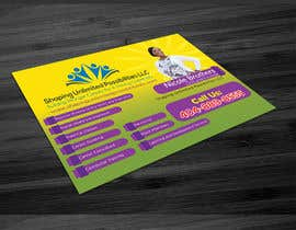 #8 untuk Need 4 x6 (Standard Flyer) Created in HD  (Front & Back) oleh raihan1212
