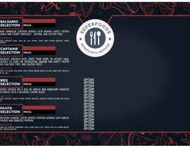 #5 for create a restaurant menu by TommyL246
