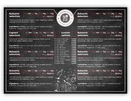 #4 for create a restaurant menu by b3ast61