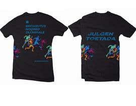 nº 103 pour Attention-grabber sports T-shirt for sports charity par TaharDs