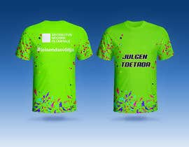 nra5952433b89d2a tarafından Attention-grabber sports T-shirt for sports charity için no 110
