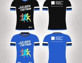 nº 65 pour Attention-grabber sports T-shirt for sports charity par color78
