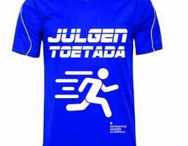 nº 83 pour Attention-grabber sports T-shirt for sports charity par stsohel92