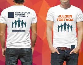 nº 122 pour Attention-grabber sports T-shirt for sports charity par hasembd