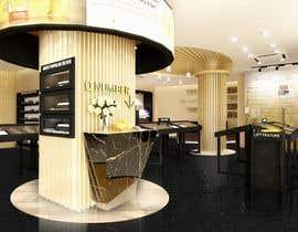 #14 for Design floor/carpet for bullion retail shop by tonarch