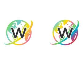 nº 37 pour Better Logo for Worldie: Colorful, Modern par BrilliantDesign8