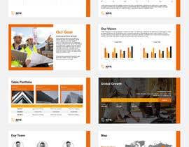#17 untuk Build a Powerpoint template form oleh zeustubaga