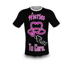 #22 untuk Nursing T-Shirt Design oleh mahmoud7978