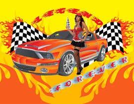 #18 cho Design for Polo Shirt - Mustang Motorsport Racing bởi hasembd
