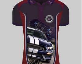 #3 cho Design for Polo Shirt - Mustang Motorsport Racing bởi ecemozkurt
