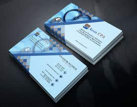 #304 para Business Card re-design por Tamanna1712