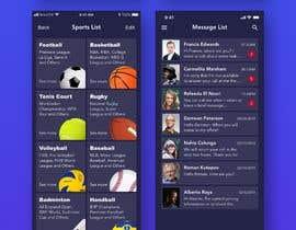 #9 cho App Design for Sports Scouting App bởi wayannst