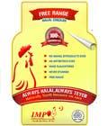 Graphic Design Inscrição do Concurso Nº46 para Graphic Design for US chicken label to be placed on bagged chicken