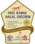 Graphic Design Inscrição do Concurso Nº26 para Graphic Design for US chicken label to be placed on bagged chicken