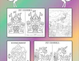 #21 cho Unicorn Activity Book Cover Ages 6-10 (Book 2) bởi tmehreen