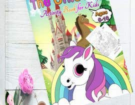 #26 cho Unicorn Activity Book Cover Ages 6-10 (Book 2) bởi sujonyahoo007