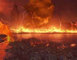 """#5 для Biblical Picture of """"Hell"""" от milton48"""