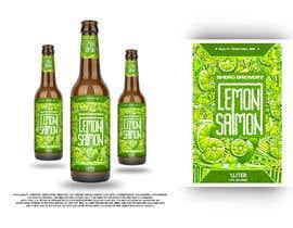 nº 42 pour Design a label for a beer bottle par gilopez