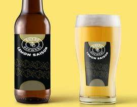 nº 38 pour Design a label for a beer bottle par rhhridoy35