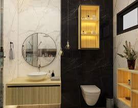 #85 untuk Small Bathroom Design oleh Danksa