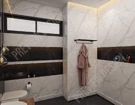 Nro 97 kilpailuun Small Bathroom Design käyttäjältä Danksa