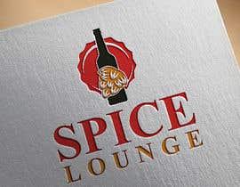 #51 for Design me a logo for spice lounge and slogan af khinoorbagom545
