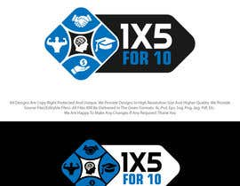 #72 for 1x5 For 10 Logo by sixgraphix