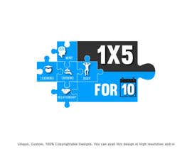 #149 for 1x5 For 10 Logo by GutsTech