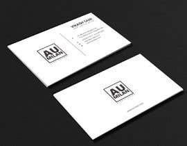 #639 untuk Business card and Logo design Round 2 oleh abmrafi