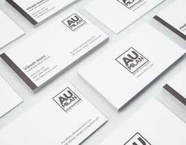 #491 for Business card and Logo design Round 2 af pritishsarker